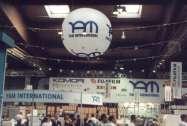 оформление воздушными шарами выставки (фото). Нажмите, для просмотра увеличенного изображения